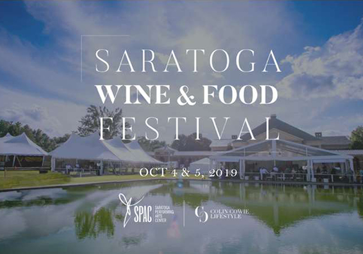 View Saratoga Food & Wine Show (October, 2019) album